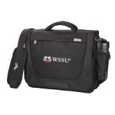 High Sierra Black Upload Business Compu Case-Ram WSSU
