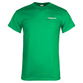 Kelly Green T Shirt-Wipaire Inc