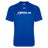 Under Armour Royal Tech Tee-Wipaire Inc
