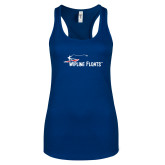 Next Level Ladies Royal Ideal Racerback Tank-Wipline Floats
