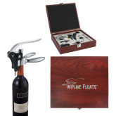Executive Wine Collectors Set-Wipline Floats Engraved