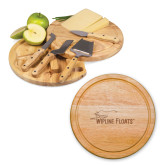 10.2 Inch Circo Cheese Board Set-Wipline Floats Engraved