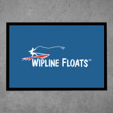 Full Color Indoor Floor Mat-Wipline Floats