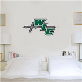2 ft x 4 ft Fan WallSkinz-WLC Diagonal w/ Sword