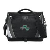 Slope Black/Grey Compu Messenger Bag-WLC Diagonal w/ Sword