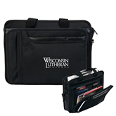 Paragon Black Compu Brief-Wisconsin Lutheran College Stacked