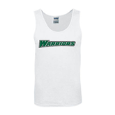 White Tank Top-Warriors