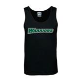 Black Tank Top-Warriors