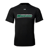 Under Armour Black Tech Tee-Wisconsin Lutheran College Warriors