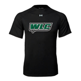 Under Armour Black Tech Tee-WLC w/ Sword