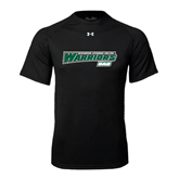Under Armour Black Tech Tee-Dad - Wisconsin Lutheran College Warriors