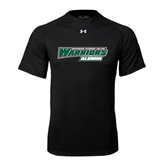 Under Armour Black Tech Tee-Alumni - Wisconsin Lutheran College Warriors