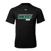Under Armour Black Tech Tee-Dad - WLC