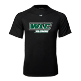 Under Armour Black Tech Tee-Alumni - WLC
