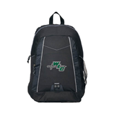 Impulse Black Backpack-WLC Diagonal w/ Sword