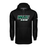Under Armour Black Performance Sweats Team Hoodie-Alumni - WLC