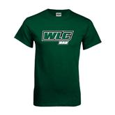 Dark Green T Shirt-Dad - WLC