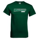 Dark Green T Shirt-Mom - Wisconsin Lutheran College Warriors