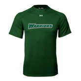 Under Armour Dark Green Tech Tee-