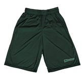 Performance Classic Dark Green 9 Inch Short-Warriors