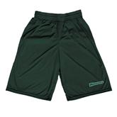 Performance Classic Dark Green 9 Inch Short-Warriors