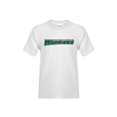 Youth White T Shirt-Wisconsin Lutheran College Warriors