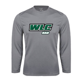 Syntrel Performance Steel Longsleeve Shirt-Dad - WLC