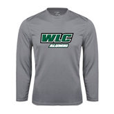 Syntrel Performance Steel Longsleeve Shirt-Alumni - WLC