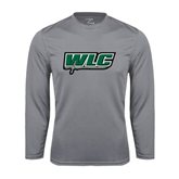 Syntrel Performance Steel Longsleeve Shirt-WLC w/ Sword