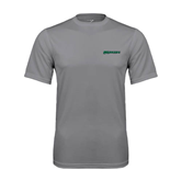 Performance Grey Concrete Tee-Warriors
