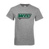 Grey T Shirt-WLC w/ Sword