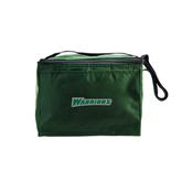 Six Pack Dark Green Cooler-Warriors