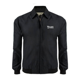 Black Players Jacket-Wisconsin Lutheran College Stacked