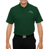 Under Armour Dark Green Performance Polo-WLC Diagonal w/ Sword