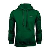 Dark Green Fleece Hood-WLC