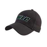 Charcoal Heavyweight Twill Pro Style Hat-WLC
