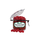 Sweet & Sour Cherry Surprise Small Round Canister-Wisconsin Lutheran College Warriors