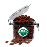Almond Bliss Round Canister-Wisconsin Lutheran College Warriors