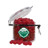 Sweet & Sour Cherry Surprise Round Canister-Wisconsin Lutheran College Warriors