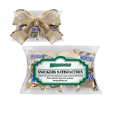 Snickers Satisfaction Pillow Box-Wisconsin Lutheran College Warriors