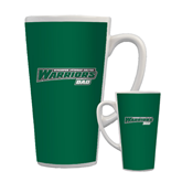 Full Color Latte Mug 17oz-Dad - Wisconsin Lutheran College Warriors