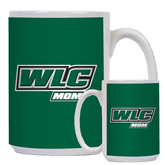 Mom Full Color White Mug 15oz-Mom - WLC