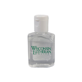 0.5 oz. Travel Hand Sanitizer-Wisconsin Lutheran College Stacked