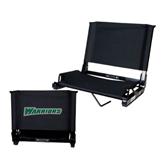 Stadium Chair Black-Warriors