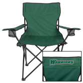 Deluxe Green Captains Chair-Warriors
