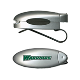 Silver Bullet Clip Sunglass Holder-Warriors