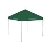 9 ft x 9 ft Dark Green Tent-Warriors