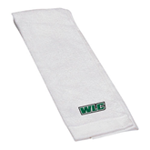 White Golf Towel-WLC