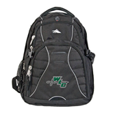 High Sierra Swerve Compu Backpack-WLC Diagonal w/ Sword