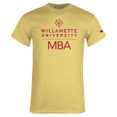 Champion Vegas Gold T Shirt-MBA